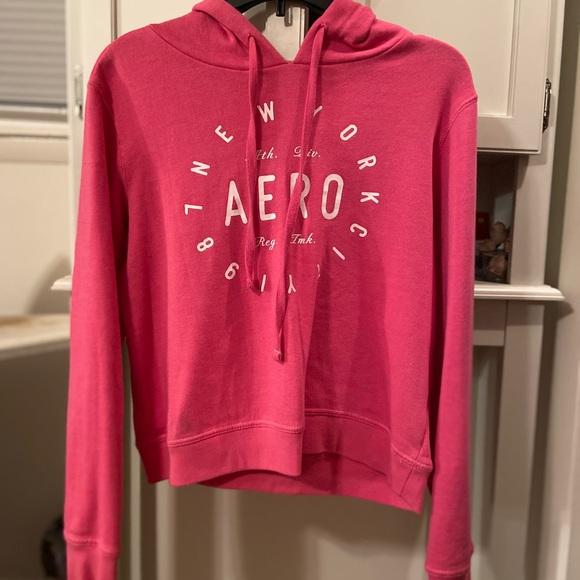 Aeropostale Other - pink aeropostale hoodie💕